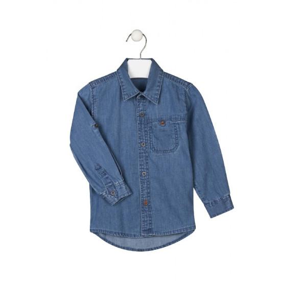 camisa vaquera losan 1153005